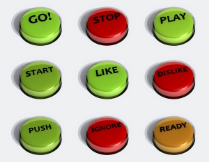 © Prosetisen | Dreamstime.com - 3D Buttons Set Photo